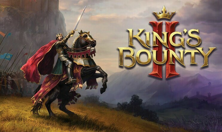 King's Bounty, King's Bounty 2, 1C Entertainment, 2020, strategia, Heroes of Might & Magic,