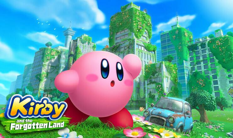 Suuri Kirby-seikkailu esiteltiin Switchille – asetelmana tuhonjälkeinen maailma