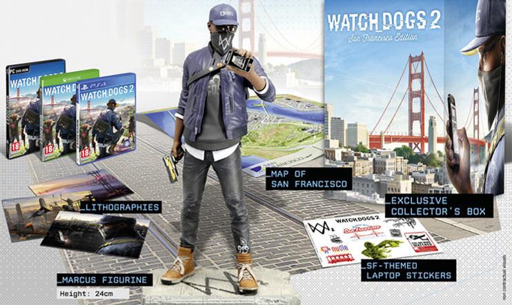 Marraskuun Watch Dogs 2 -kilpailu