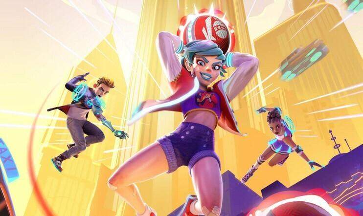 EA:n vauhdikas verkkopolttopallo Knockout City esiintyy uutuustrailerilla