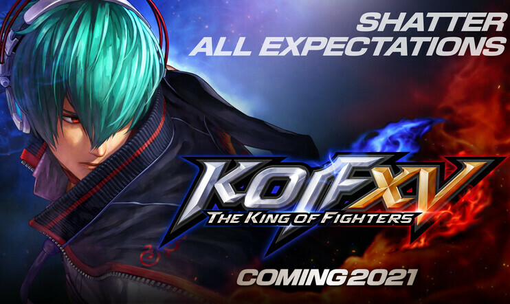 The King of Fighters XV, The King of Fighters, KoF, SNK, The King of Fighters XIV, The King of Fighters 2002 Unlimited Match, taistelu