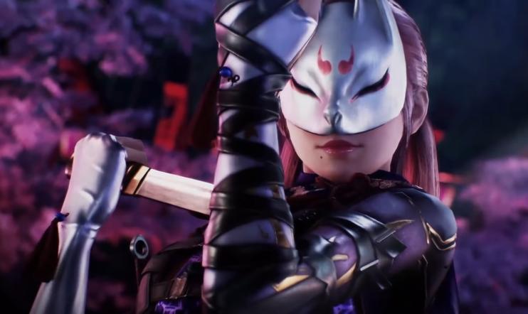 Tekken 7, DLC, season 4, Kunimitsu, Bandai Namco, taistelu