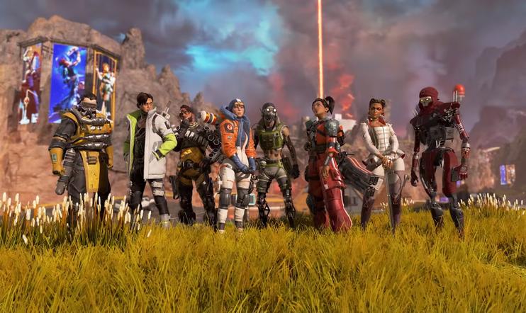 Apex Legends, champion edition, EA