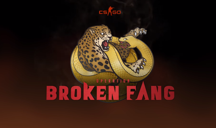 CS:GO, Counter Strike: Global Offensive, Operation Broken Fang, Valve