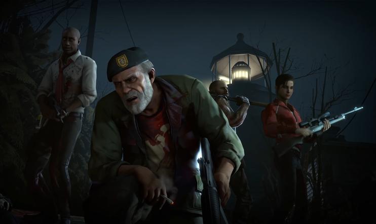 Left 4 Dead 2, Left 4 Dead, The last Stand Update, Valve, yhteisö, päivitys, zombi