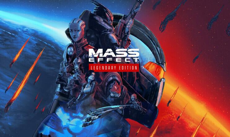 Mass Effect, Legendary Edition, BioWare, Mass Effect, remasterointi