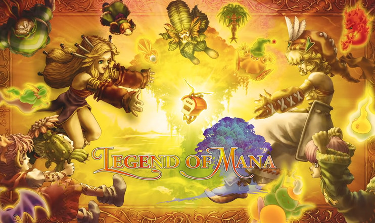 Legend of Mana, Square Enix, PS1, JRPG, SaGa Frontier Remastered, SaGa Frontier, SaGa, julkaisupäivä