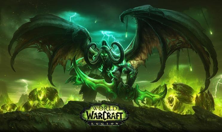 VOITA World of Warcraft: Legion Collector's Edition!