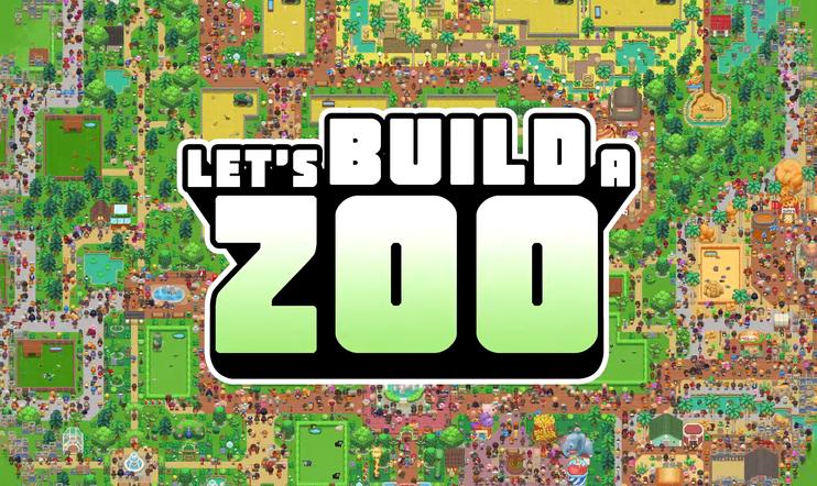 Let's Build a Zoo, eläintarha, simulaatio, DNA, geenimuuntelu,