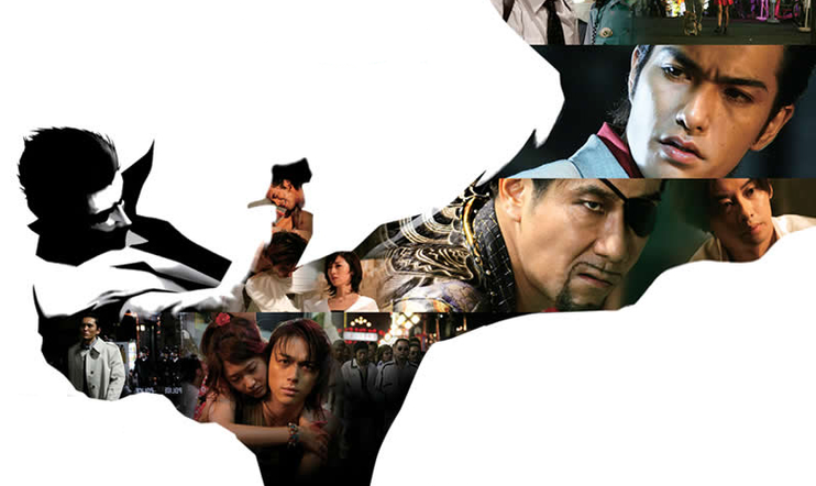 Takashi Miike, Yakuza, elokuva, Like a Dragon, Sega,