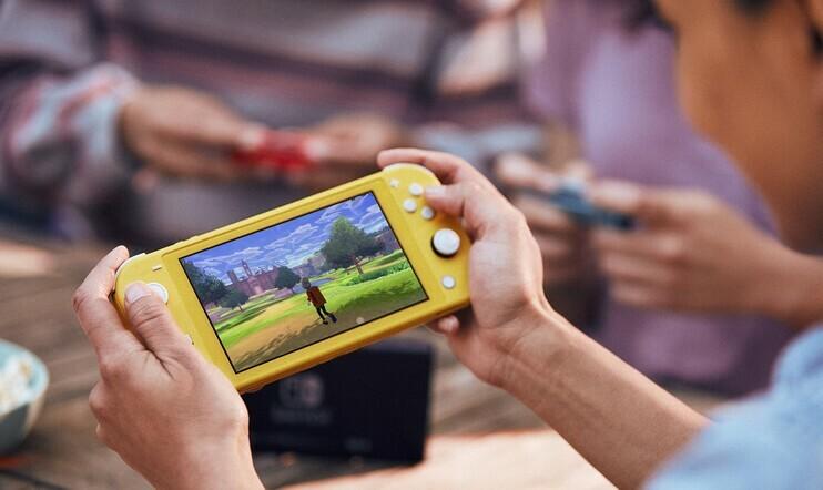 Nintendo Switch Lite, Switch, nintendo, Nintendo Switch, Switch Lite, julkaisupäivä, 20. syyskuuta