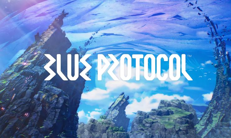 Blue Protocol, Bandai Namco, verkkoroolipeli
