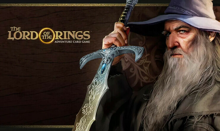 The Lord of the Rings: Adventure Card Game, Lord of the Rings, Fantasy Flight Interactive, Tim Gerritsen
