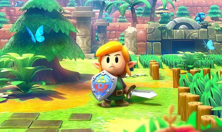 Tiesitkö? The Legend of Zelda -pelit ovat ammentaneet inspiraatiota esimerkiksi mysteerihörhöily Twin Peaksista