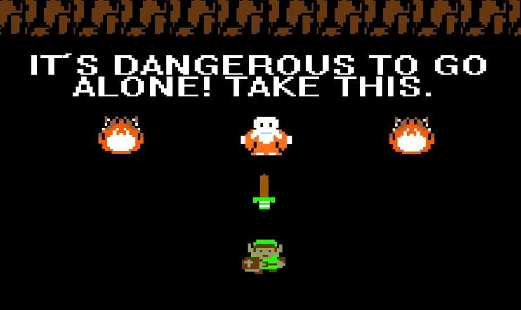 Tiesitkö? Tämä elintärkeä ominaisuus esiintyi ensimmäistä kertaa Legend of Zeldassa