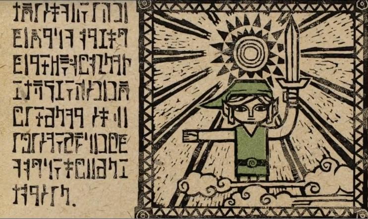 Tiesitkö? Zelda-pelien salakirjoitukset ovat oikeasti luettavissa