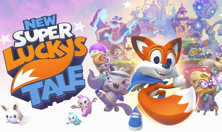 New Super Lucky's Tale, Playful Studios
