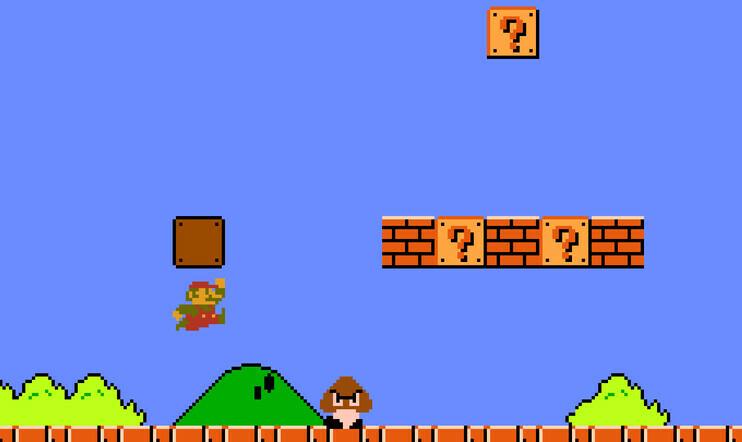 Tiesitkö? Videopelien seinähyppy juontaa juurensa Mario-bugista