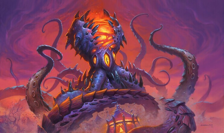 Madness at the Darkmoon Faire, Hearthstone, Blizzard, korttipeli, Blizzard Entertainment