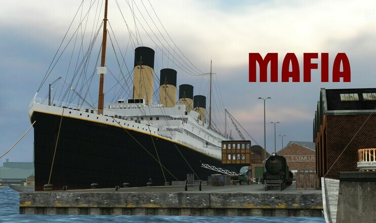 Mafia Titanic modi