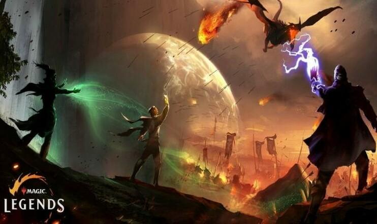 Magic: Legends, Cryptic Studios, Magic: The Gathering