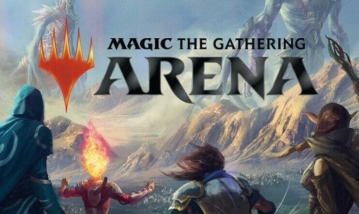 Magic, Magic: The Gathering, Magic; The Gathering Arena, korttipeli, julkaisupäivä, 26. syyskuuta,
