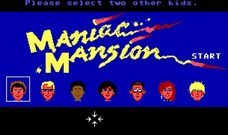 Retrostelussa Maniac Mansion – modernin seikkailupelaamisen isä 30 vuoden takaa