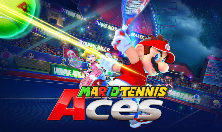 Nintendo Switch Online, Mario Tennis Aces