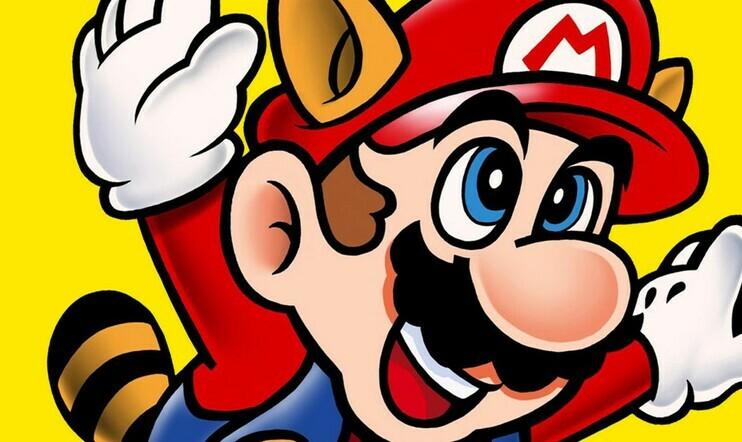 Super Mario Bros. 3, Super Mario Bros., huutokauppa, keräily, Nintendo,