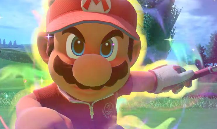 Mario Golf: Super Rush, Mario Golf, Super Rush, nintendo, Golf, urheilu