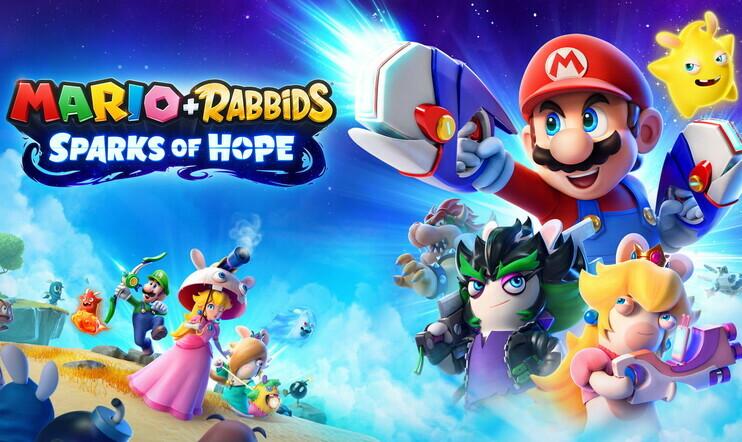 Universumit kohtaavat jälleen hulvattomalla tavalla – Mario + Rabbids: Sparks of Hope paljastettiin