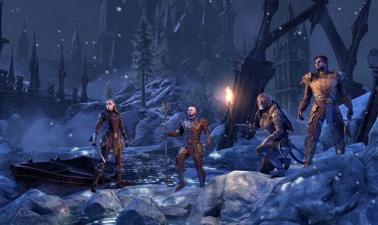 The Elder Scrolls Online, Markarth, Dark Heart of Skyrim, Bethesda