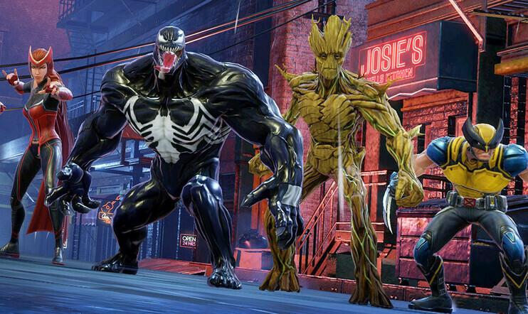Marvel Strike Force, Scopely