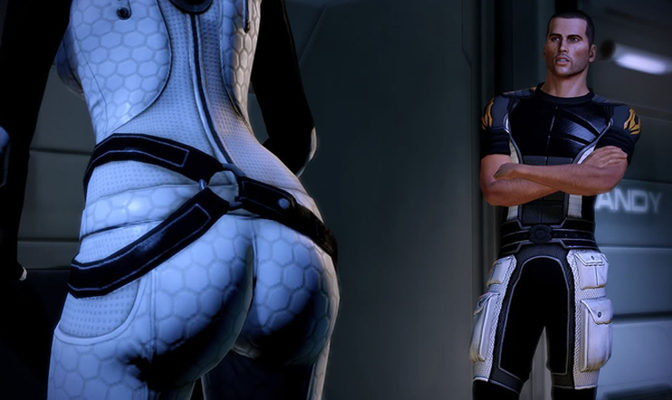 Mass Effect: Legendary Edition, remaster, EA, Bioware, pylly, Miranda