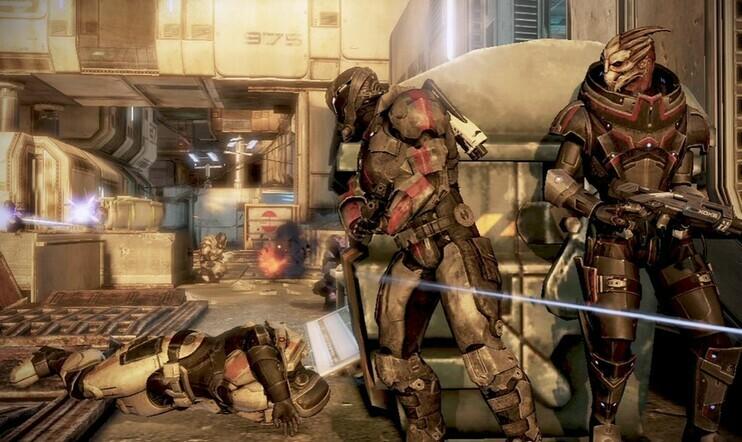 Mass Effect: Legendary Edition, Mass Effect 3, moninpeli, verkkopeli