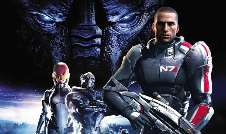 mass effect, Legendart Edition, ea, bioware, Remaster