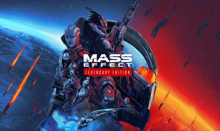 Mass Effect: Legendary Edition, julkaisupäivä, EA, Bioware