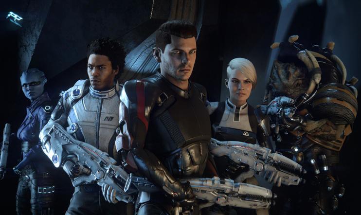 Mass Effect Andromeda -arvostelu