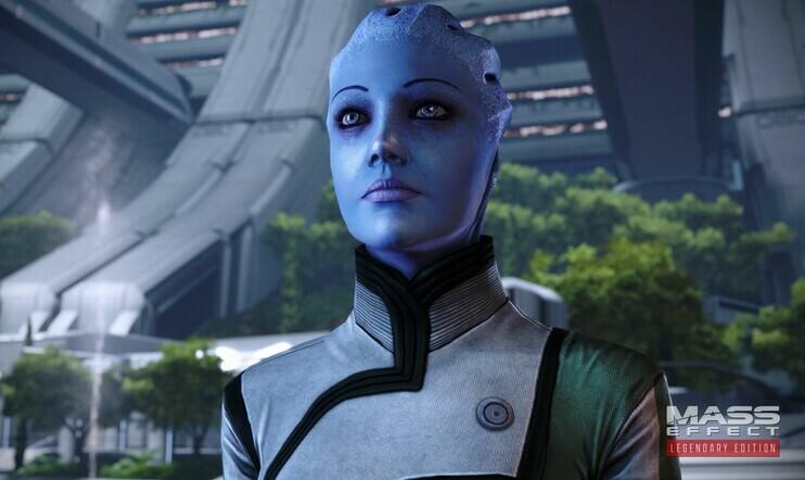 Mass Effect, Legendary Edition, BioWare, remaster,