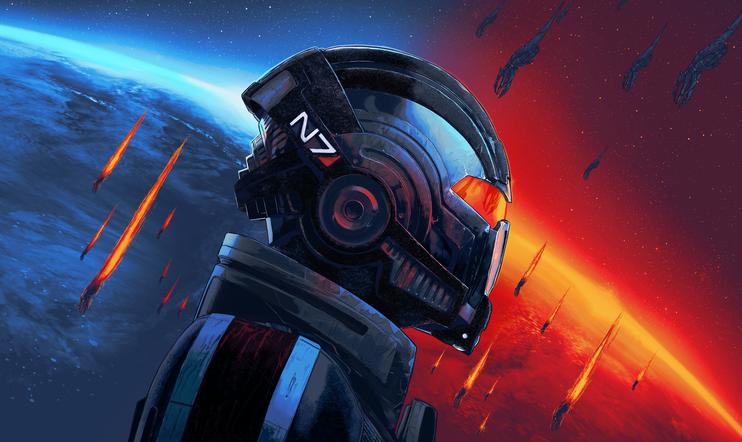 Mass Effect Legendary Edition, mass effect, Remaster, bioware, Electronic Arts, julkaisupäivä