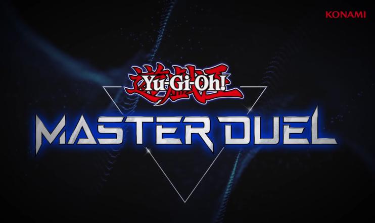 Yu-Gi-Oh, Master Duel, Rush Duel, Cross Duel, korttipeli, Konami