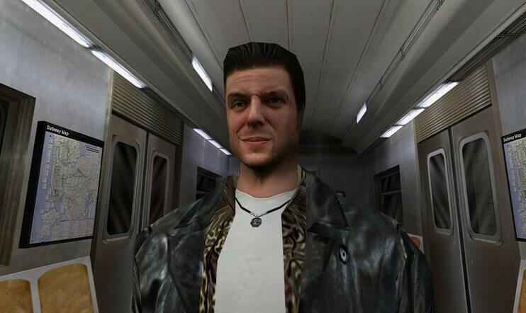 Retrostelu, Max Payne, Remedy Entertainment