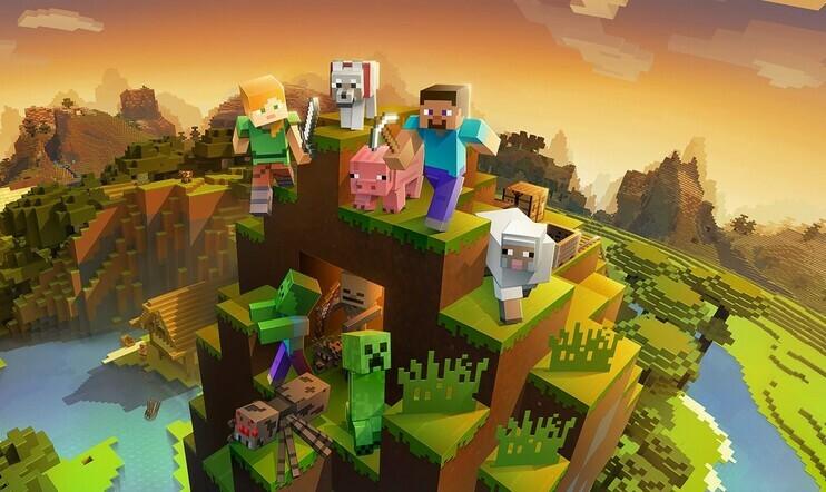 Tiesitkö? Minecraftin creeperit aloittivat harmittomina kotieläiminä