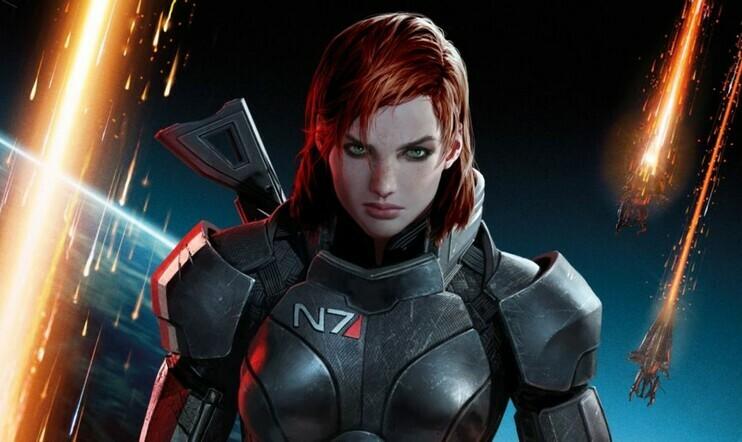 Tiesitkö? Mass Effectissä piti ensin olla useita pelaajahahmoja Shepardin sijaan