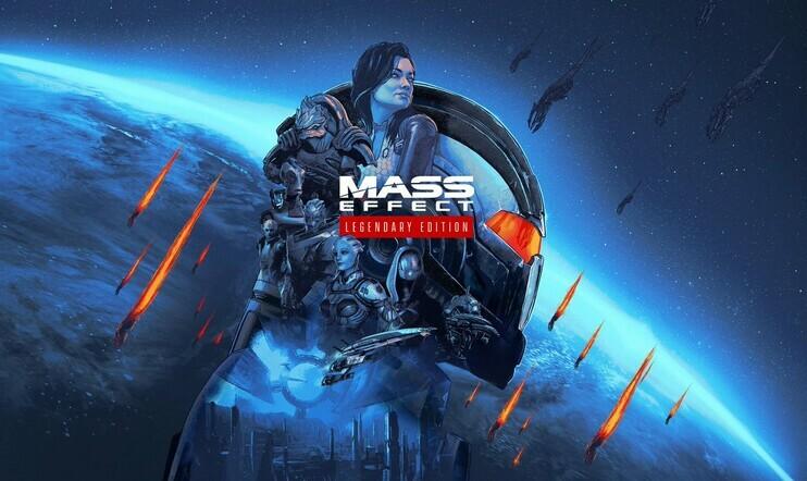 Mass Effect Legendary Edition, mass effect, Legendary Edition, grafiikkatila, bioware