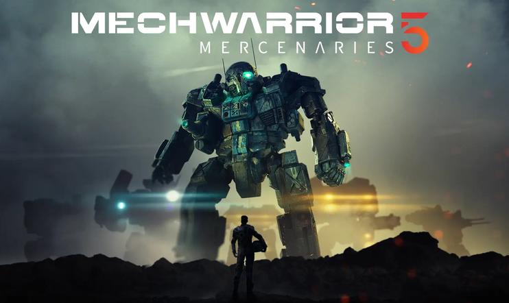 MechWarrior 5: Mercenaries, Piranha Games, Merceneries, MechWarrior, playstation, julkaisupäivä