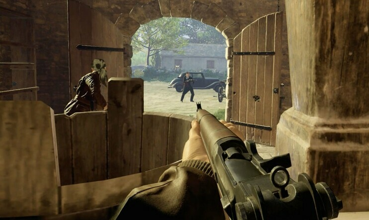 Medal of Honor: Above and Beyond, kiintolevy, Call of Duty: Modern Warfare