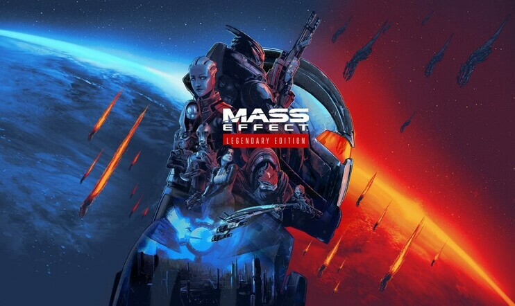 BioWare, Mass Effect Legendary Edition, uudistus, remasterointi