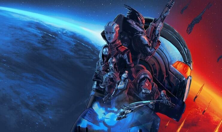 Mass Effect Legendary Edition, BioWare, EA, remasterointi
