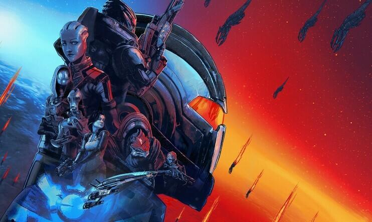 pelijulkaisut 2021, mass effect, Mass Effect Legendary Edition, Hood: Outlaws & Legends